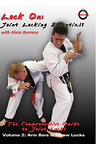 - Lock On: Joint Locking Essentials Volume 2: Arm Bars & Elbow Locks