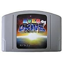 Everdrive 64 V2.5 w/CIC NTSC installed, Flash Cart for your Nintendo 64 system