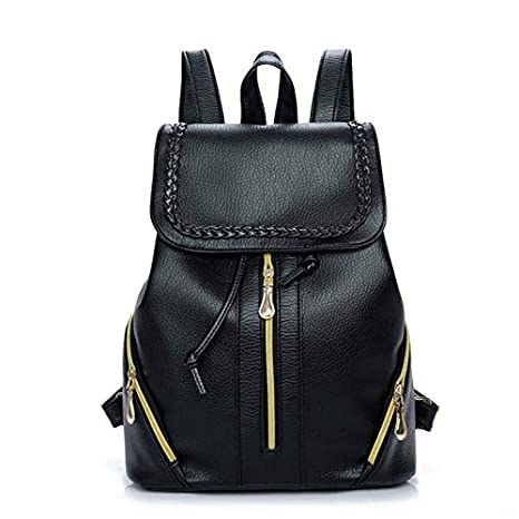 908957a5c5 Image Unavailable. Image not available for. Color  2018 Popular Female  Women Backpacks School Bag Student ...