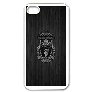 iPhone 4,4S Phone Case Liverpool Logo Na3465