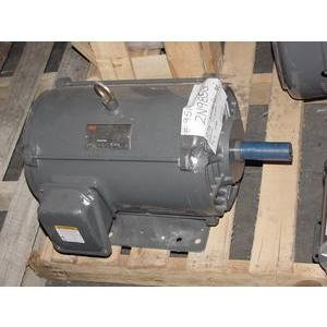 Dayton 2n985g 7 5 hp electric motor 208 20 460 volt 1770 for 20 hp single phase motor