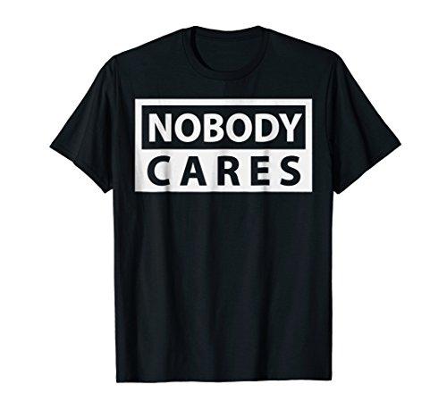 No Body Cares - 2