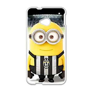 Happy Minions Chivas People Cell Phone Case for HTC One M7