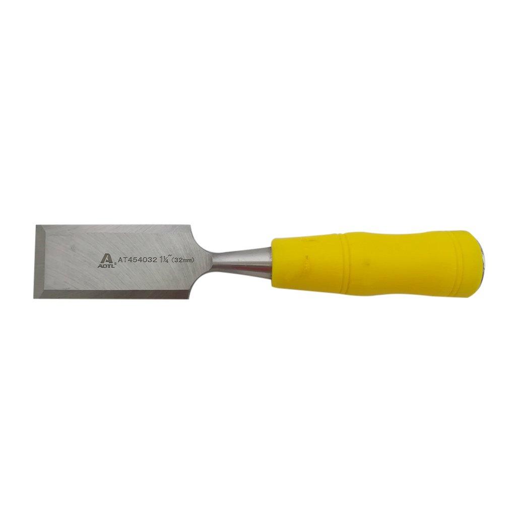 Fenteer Cincel de Madera Metal con Mango de Pl/ástico Herramienta Universal para Cincelar 38 mm