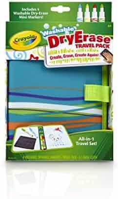 Crayola Dry-Erase Travel Pack