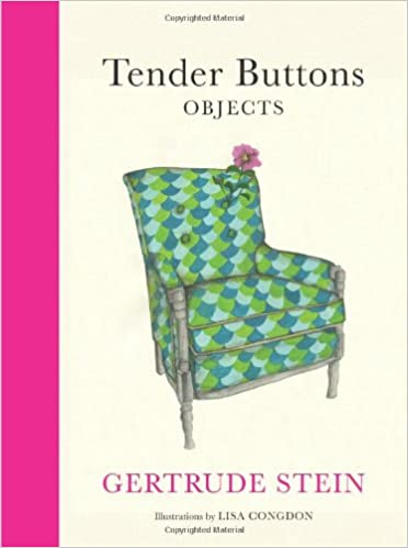 Image result for tender buttons gertrude stein
