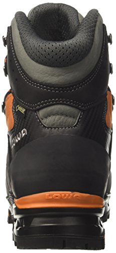 Gtx schwarz Men Hautes orange Randonnée Homme De Lowa Noir Chaussures Camino 920 1f5BBx4