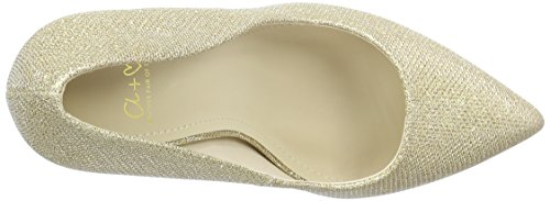 Another Pair of Shoes Penelope K2 - Tacones Mujer Dorado (Gold 103)