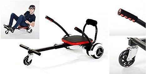 Silla para patinete eléctrico / hoverboard: Amazon.es: Deportes y aire libre