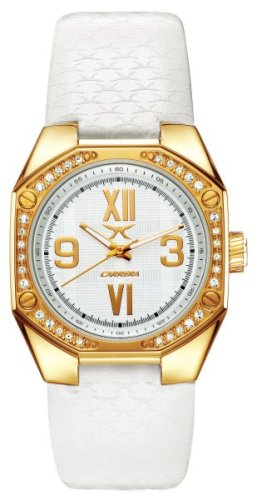 522.115091 Sprint Automatic Crystal Leather Watch ()