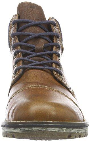 Rieker 39230, Cargadores Clásicos para Hombre Marrón (Marron/sherry/navy)