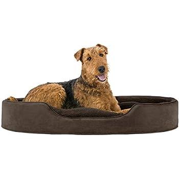 Amazon.com : Dog Bed King USA 10342BRNS American Made 40