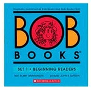 Amazon.com: * BOB BOOKS SET 1 BEGINNING READERS: Toys & Games