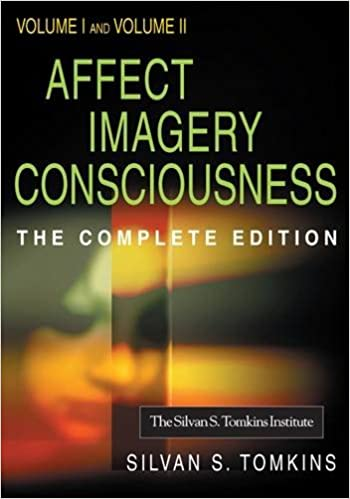 Book Affect Imagery Consciousness v. 1