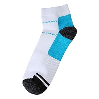 OrliverHL 1pair Foot Compression Sock for Plantar Fasciitis Heel Spurs Pain Sport Socks