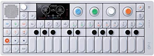 002.AS.001 /& UDG Creator NI Kontrol F1//X1//Z1 Hardcase Protector Black U8410BL Sampler and Controller Teenage Engineering OP-1 All-in-One Portable Synthesizer