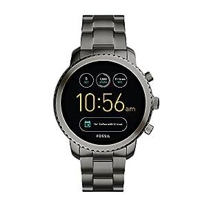 Fossil Q Gen 3 Smartwatch - Smoke Explorist