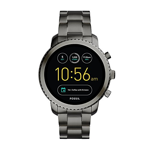 Fossil Q Gen 3 Smartwatch - Smoke Explorist by Fossil