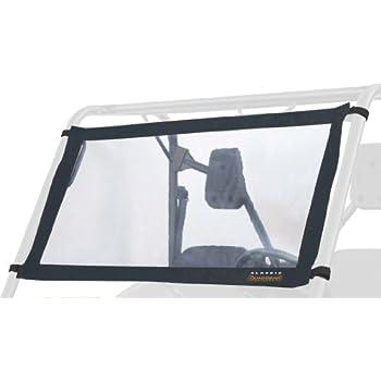 Classic Accessories QuadGear Black UTV Front Windshield 18-093-010401-00