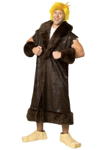 Flintstones Feet Costume - The Flintstone's Barney Rubble Deluxe Costume
