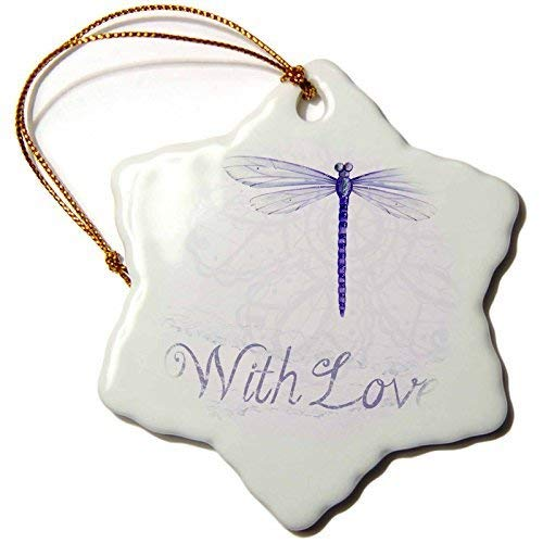 (Ornaments to Paint Sven Herkenrath Text Design - Insect with Love)