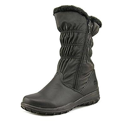 Amazon.com | Totes Women's Madina Double Zip Snow Boot