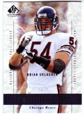 2002 SP Legendary Cuts #61 Brian Urlacher ()