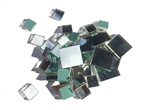 Assorted mirror mosaic tile. 300 pcs