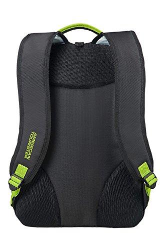 American Tourister Green Black Black Groove Urban Blue Lime UG4 Backpack RRTdrqz