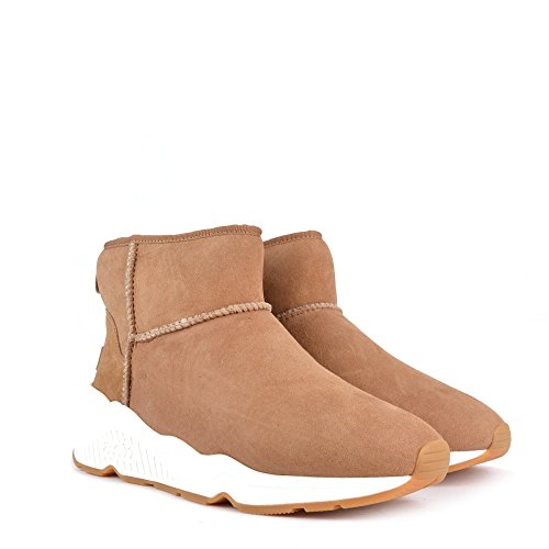 Ash Zapatos Miko Light Camel Boots Mujer Light Camel