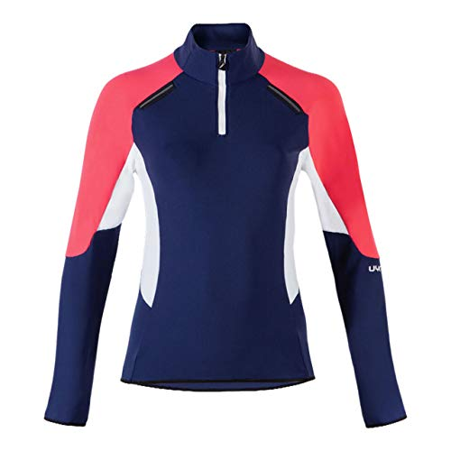 Azul Para Up Uyn Your L Unleash Color Oscuro Nature Apparel X3 Blanco Chaqueta Mujer Movelzip Talla tOqx8Apxw