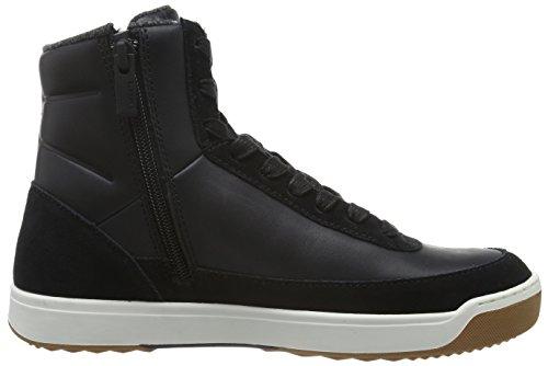 Lacoste Explorateur Calf 316 2, Sneaker Alte Donna Nero (Nero (Nero 024))