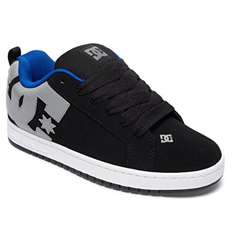 Black COURT Sneakers DC Armor Herren GRAFFIKWW5 O4HwxxIRqg