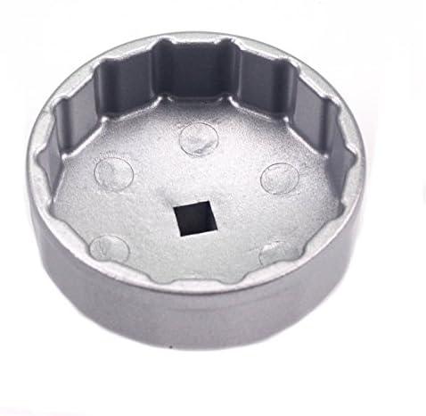 Orel /_ carparts 74/mm 14/pans Chrom/é /ölfilterschl/üssel /ölfilterkappe Changement de Filtre /à Huile