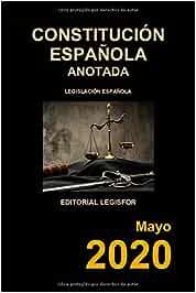 Constitución Española anotada
