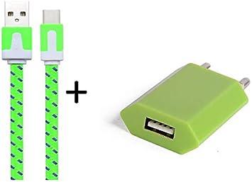 Pack Cargador para Huawei MediaPad T5 Smartphone Tipo C (Cable ...