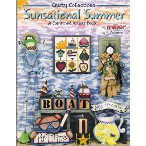 Crafty Collections Sunsational Summer - A Combined Artists Book PDF