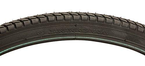 Schwinn Bike Replacement Tire with Kevlar (26 inch x 1.95 inch) black, hybrid/comfort by Schwinn (Image #2)