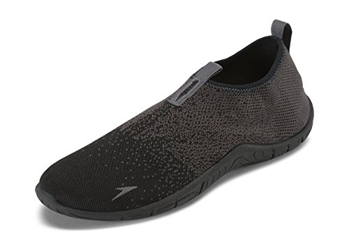 Grey Black Water Men's Surf Shoe Athletic Knit Speedo PS70q6x