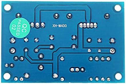 XH-M400 Step Down Module Adjustable XL4016E1 High Power DC-DC 8A DC4-40V EG