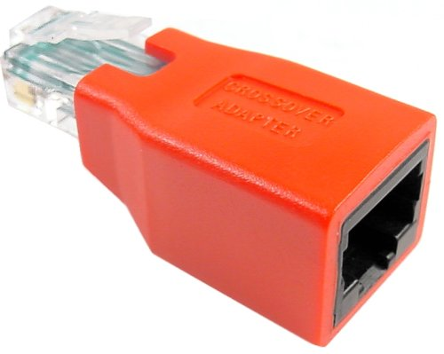 Cables Unlimited Cat6 Crossover Adapter