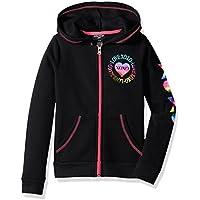 XOXO Girls' Big Fleece Logo Hoodie,