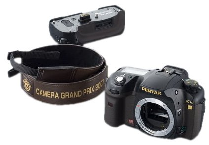 PENTAX デジタル一眼レフカメラ K10D グランプリパッケージ K10D GPP