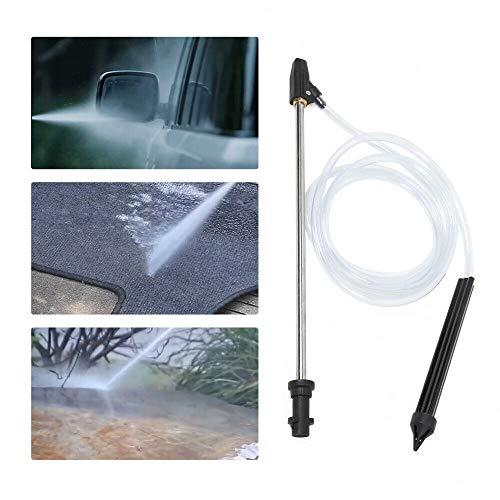 (uramircle Sand Blaster Wet Blasting Washer Sandblasting Kit for Karcher K High Pressure Gun)