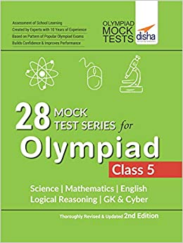 Buy 28 Mock Test Series for Olympiads Class 5 Science