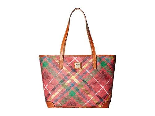 dooney-bourke-durham-charleston-shopper-tote-purse-handbag-wine