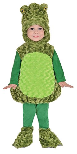 Big Mouth Frog Baby Costume - Toddler