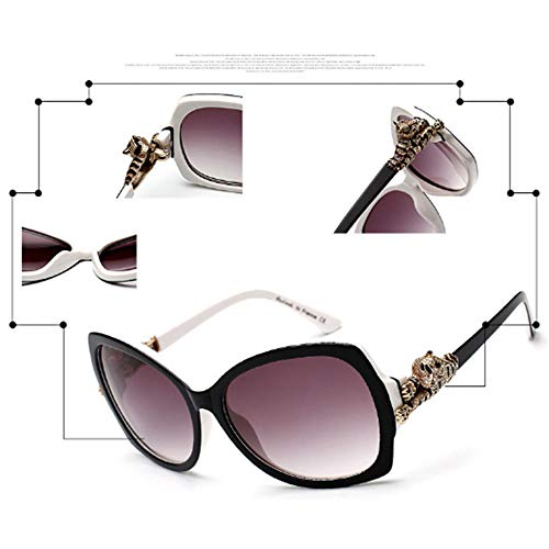 Sola Erkeji La Con Polarizadas Gafas A Moda De Mujer Sol Objetivo Visado Rnw4vSRHq
