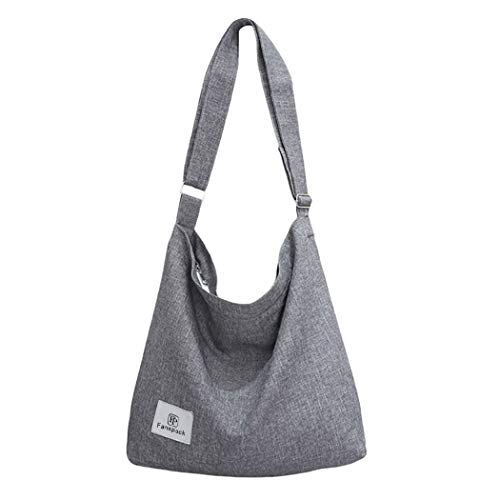 Canvas Hobo Handbags - 5