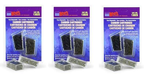 (Lee's Carbon Cartridge, Disposable, 6 Pack)